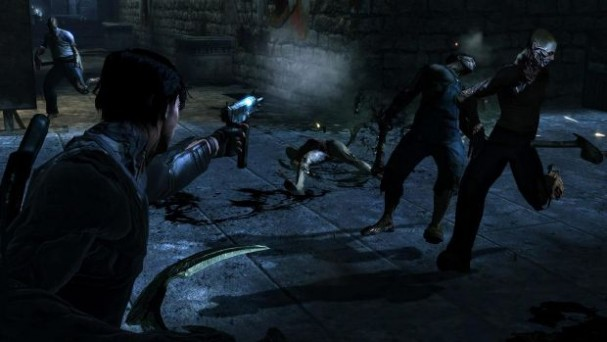 Dark Sector PC Crack