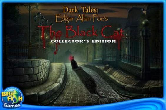 Dark Tales: Edgar Allan Poe's The Black Cat Collector's Edition Free Download