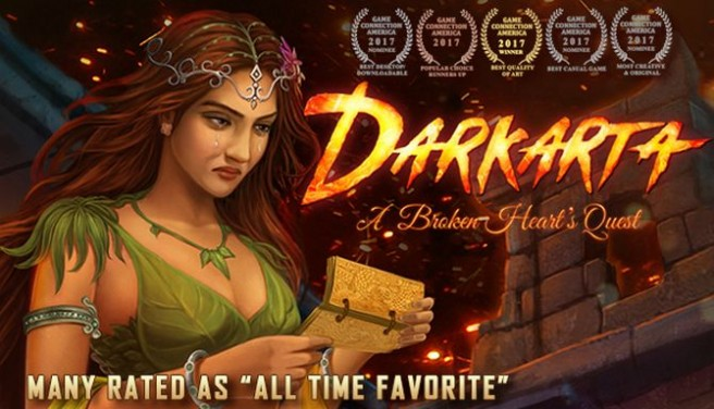 Darkarta: A Broken Heart's Quest Collector's Edition Free Download