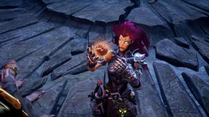 Darksiders III PC Crack