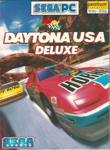 Daytona USA Deluxe Free Download