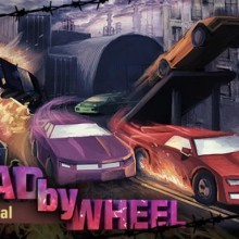 Dead by Wheel: Battle Royal Game Free Download