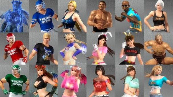 DEAD OR ALIVE 5 Last Round: Core Fighters PC Crack