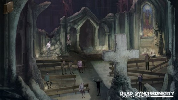 Dead Synchronicity: Tomorrow Comes Today PC Crack