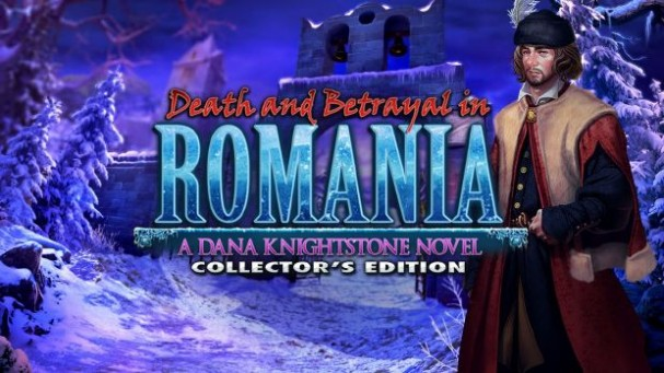 Death and Betrayal in Romania: A Dana Knightstone Novel CE Free Download