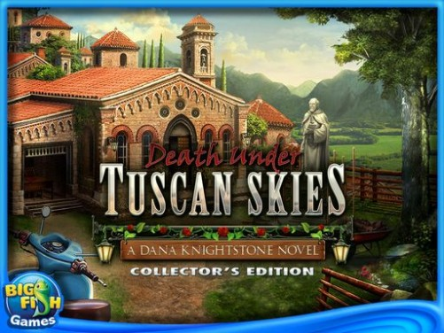 Death Under Tuscan Skies: A Dana Knightstone Novel Free Download