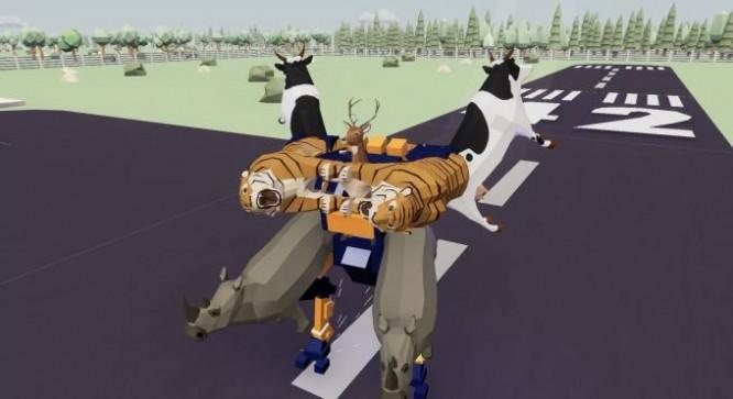 DEEEER Simulator: Your Average Everyday Deer Game PC Crack