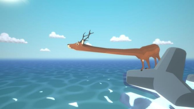 DEEEER Simulator: Your Average Everyday Deer Game Torrent Download