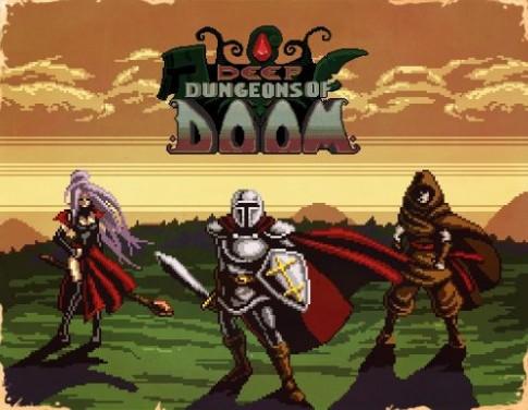 Deep Dungeons of Doom Free Download