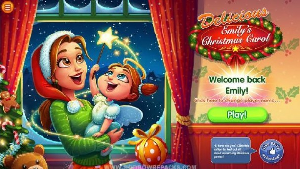 Delicious - Emily's Christmas Carol Platinum Edition Free Download