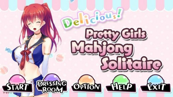 Delicious! Pretty Girls Mahjong Solitaire Torrent Download