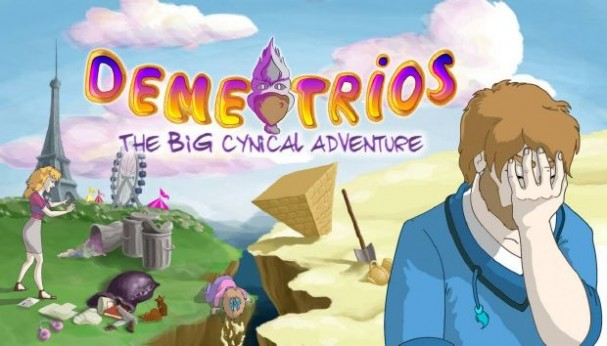 Demetrios - The BIG Cynical Adventure Free Download
