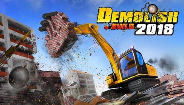 Demolish & Build 2018 Free Download