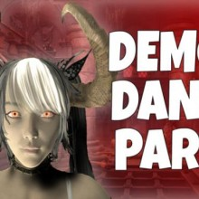 Demon Dance Party Game Free Download