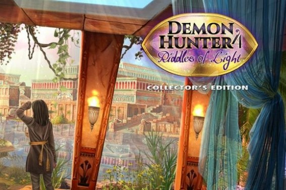 Demon Hunter 4: Riddle of Light Collector's Edition Free Download
