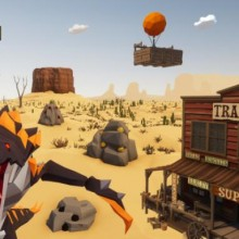 Desert Skies (v1.9.4) Game Free Download