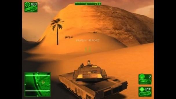 Desert Thunder PC Crack
