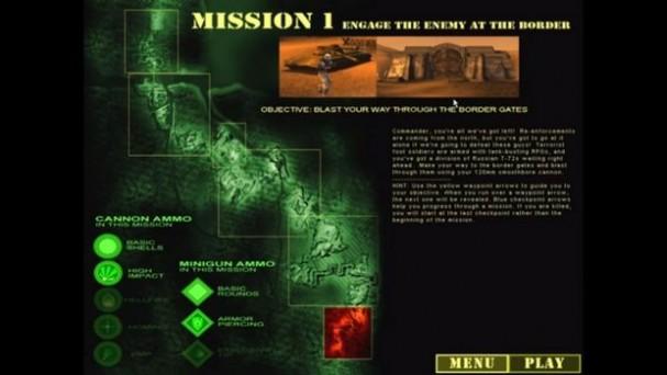 Desert Thunder Torrent Download