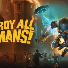 Destroy All Humans! Game Free Download