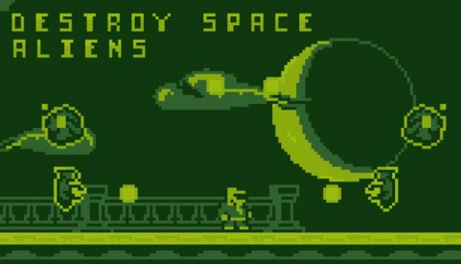 Destroy Space Aliens Free Download