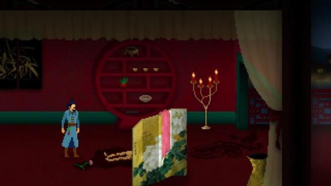 Detective Di: The Silk Rose Murders | ??????? Torrent Download