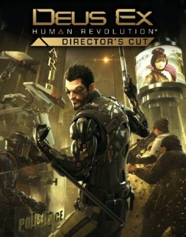 Deus Ex: Human Revolution - Director's Cut Free Download
