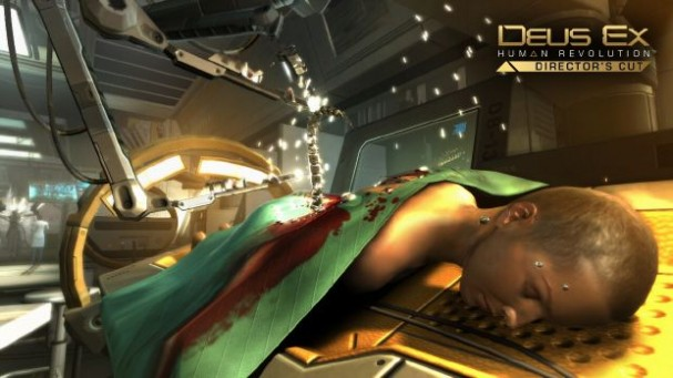 Deus Ex: Human Revolution - Director's Cut PC Crack