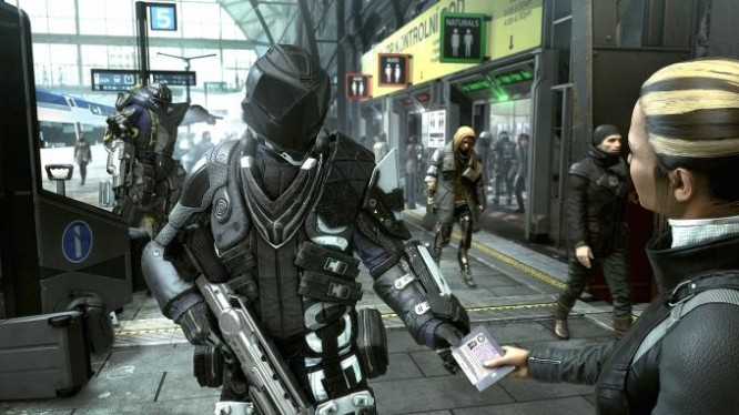 Deus Ex: Mankind Divided Torrent Download