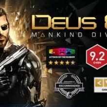 Deus Ex: Mankind Divided Game Free Download