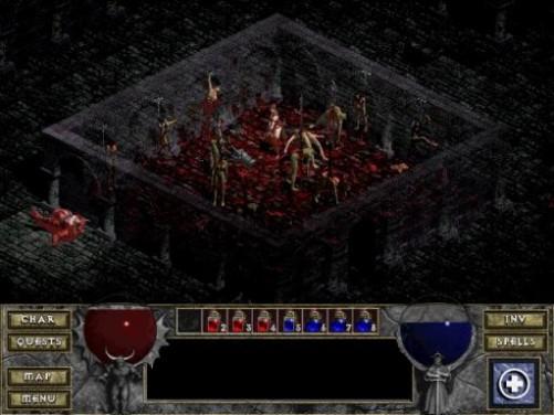 Diablo PC Crack