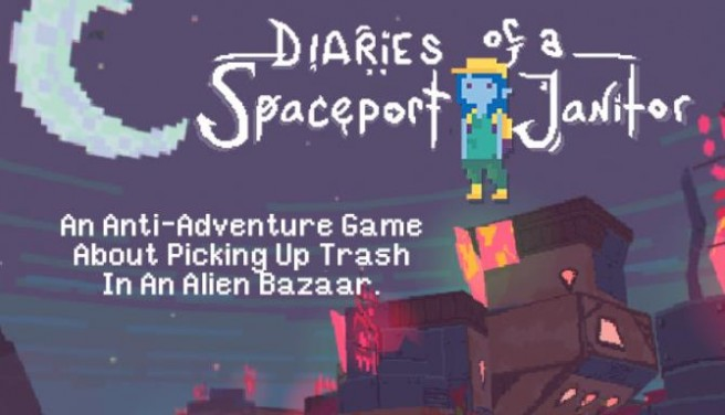 Diaries of a Spaceport Janitor Free Download