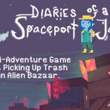 Diaries of a Spaceport Janitor (Update 29/09/2016) Game Free Download