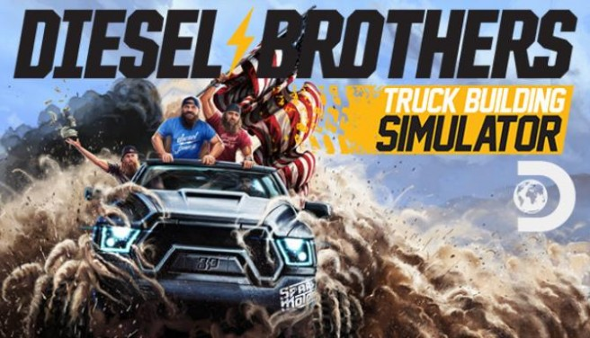 Diesel Brothers: Truck Building Simulator Free Download