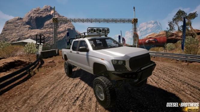 Diesel Brothers: Truck Building Simulator PC Crack