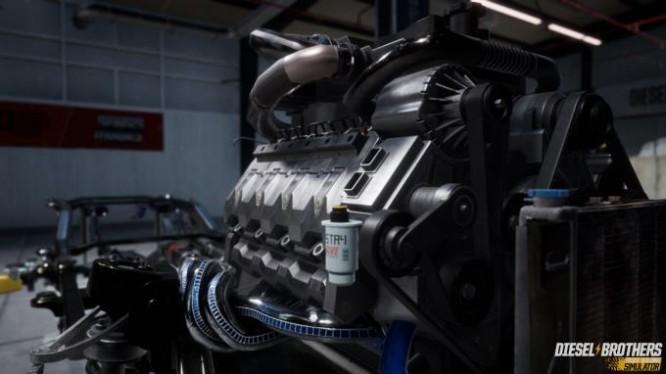 Diesel Brothers: Truck Building Simulator Torrent Download