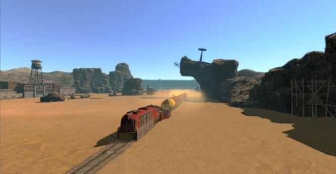 Diesel Express VR PC Crack