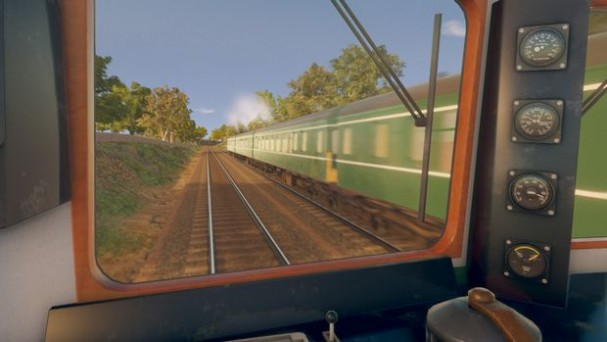 Diesel Railcar Simulator PC Crack