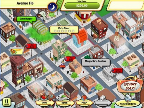 DinerTown Tycoon PC Crack