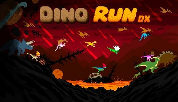 Dino Run DX Free Download