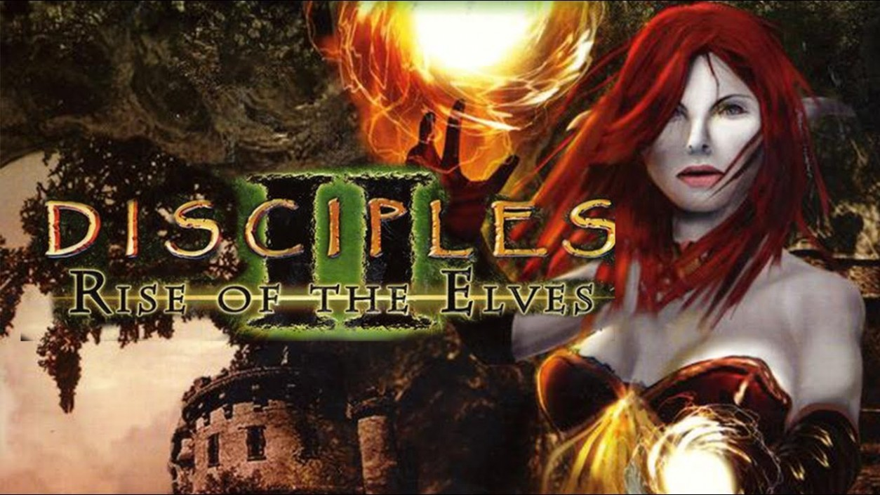 Image result for Disciples II: Rise of the Elves