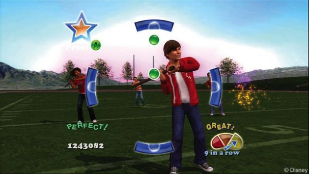 Disney High School Musical 3: Senior Year Dance Torrent Download