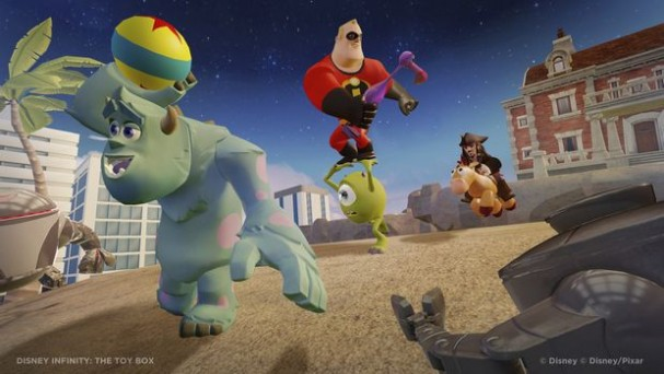 Disney Infinity 1.0: Gold Edition Torrent Download