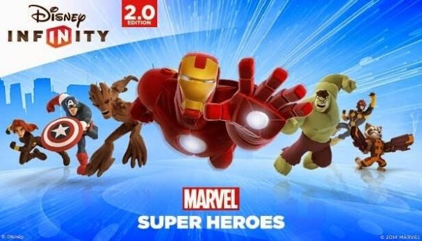 Disney Infinity 2.0: Marvel Super Heroes Free Download