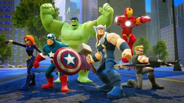 Disney Infinity 2.0: Marvel Super Heroes Torrent Download