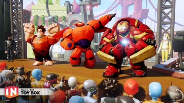 Disney Infinity 3.0: Play Without Limits Torrent Download