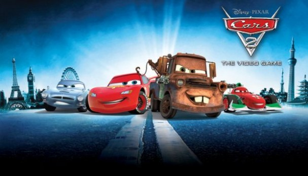 Disney•Pixar Cars 2: The Video Game Free Download