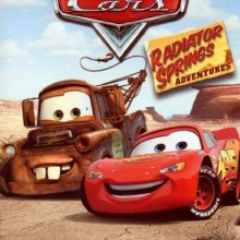 Disney•Pixar Cars: Radiator Springs Adventures Game Free Download