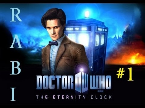 Image result for Doctor Who: The Eternity Clock