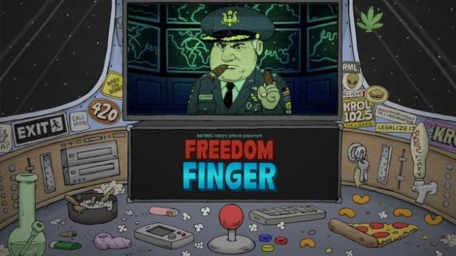 Freedom Finger Torrent Download