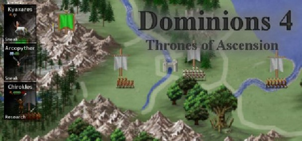 Dominions 4: Thrones of Ascension Free Download